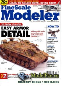 FineScale Modeler Vol.28 №4 (April 2010)