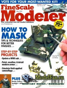 FineScale Modeler Vol.28 №5 (May 2010)