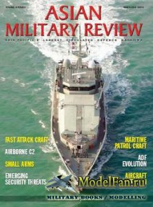 Asian Military Review (March) 2010