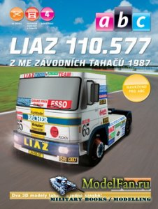 ABC - Liaz 110.577 (Racing 1987)