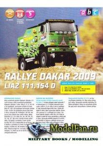 ABC - Liaz 111.154 D (Rallye Dakar 2009)