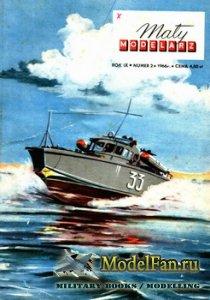 Maly Modelarz №2 (1966) - Kuter Torpedowy typu