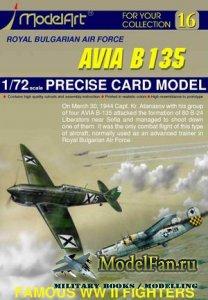 ModelArt - Avia B135
