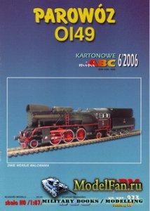 GPM 973 - Parowoz Ol49