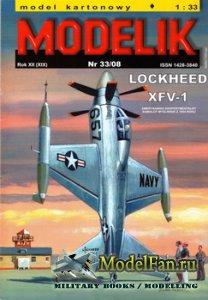 Modelik 33/2008 - Lockheed XFV-1