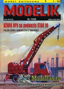 Modelik 13/2009 - Star 20HP3