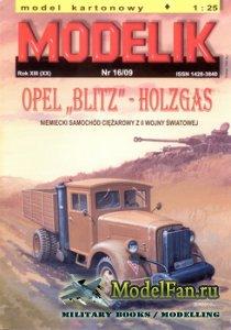 Modelik 16/2009 - Opel