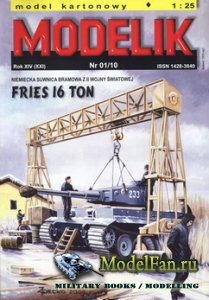 Modelik 1/2010 - Fries 16 ton