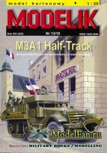 Modelik 13/2010 - M3A1 Half-Track