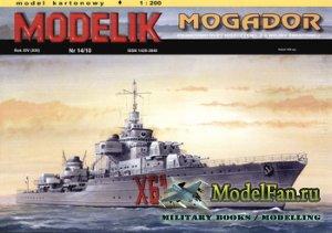 Modelik 14/2010 - Mogador
