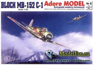 Adore Model 8/2002 - Bloch MB-152 C-1