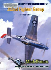 Osprey - Aviation Elite Units 8 - 352th Fighter Group