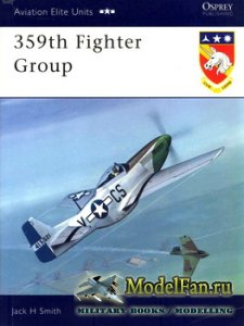 Osprey - Aviation Elite Units 10 - 359th Fighter Group