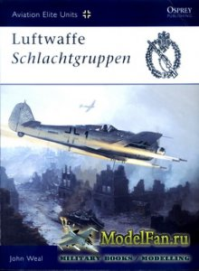 Osprey - Aviation Elite Units 13 - Luftwaffe Schlachtgruppen