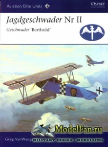 Osprey - Aviation Elite Units 19 - Jagdgeschwader Nr II Geschwader 'Bertho ...