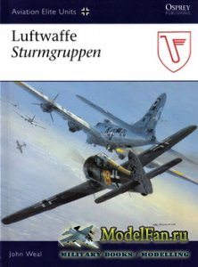 Osprey - Aviation Elite Units 20 - Luftwaffe Sturmgruppen