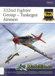 Osprey - Aviation Elite Units 24 - 332nd Fighter Group - Tuskegee Airmen