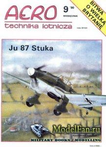 Aero Technika Lotnicza 9/1990 - Ju 87 Stuka