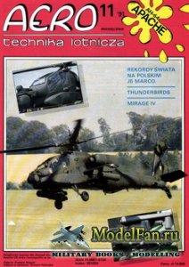 Aero Technika Lotnicza 11/1991 - AH-64 Apache