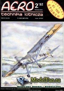 Aero Technika Lotnicza 2/1992 - Fieseler Fi 156 Storch