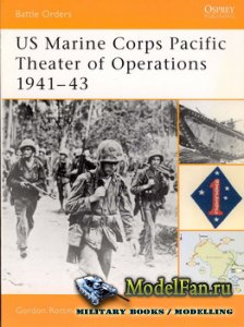 Osprey - Battle Orders 1 - US Marine Corps Pacific Theater of Operations 19 ...