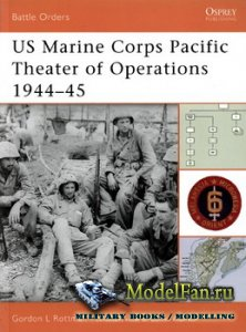 Osprey - Battle Orders 8 - US Marine Corps Pacific Theater of Operations 19 ...