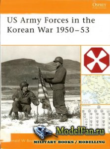 Osprey - Battle Orders 11 - US Army Forces in the Korean War 1950-53