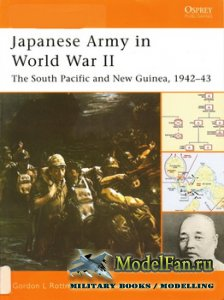 Osprey - Battle Orders 14 - Japanese Army in World War II. The South Pacifi ...