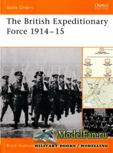 Osprey - Battle Orders 16 - The British Expeditionary Force 1914-15