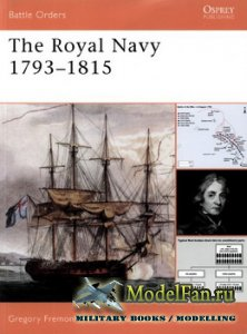Osprey - Battle Orders 31 - The Royal Navy 1793-1815