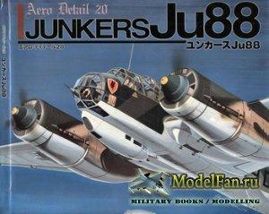 Aero Detail 20 - Junkers Ju88