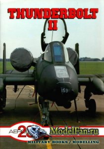 Aeroguide 23 - Fairchild Republic A-10A Thunderbolt II