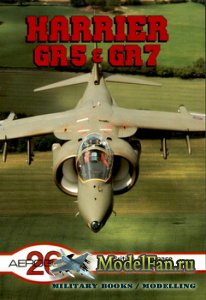 Aeroguide 26 - British Aerospace Harrier GR Mk 5/Mk 7