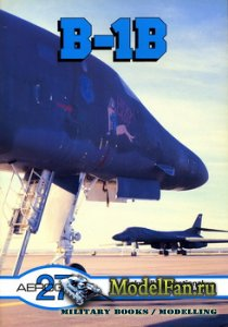 Aeroguide 27 - Rockwell International B-1B Lancer