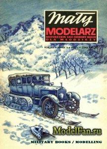 Maly Modelarz №4 (1970) - Samochod, Ktorym Jezdzil W.I. Lenin