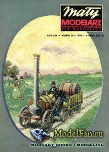 Maly Modelarz №10 (1971) - Parowoz