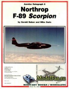 Aerofax Datagraph 8 - Northrop F-89 Scorpion
