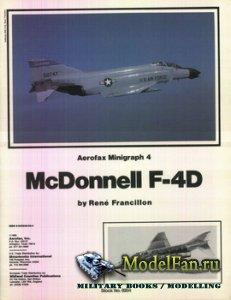Aerofax Minigraph 4 - McDonnell F-4D