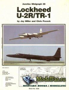 Aerofax Minigraph 28 - Lockheed U-2R/TR-1