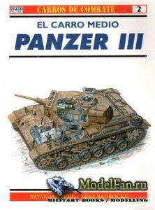 Osprey - Carros de Combate 2 - El Carro Medio Panzer III