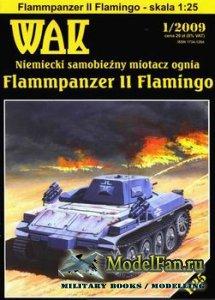 WAK 1/2009 - Flammpanzer II Flamingo