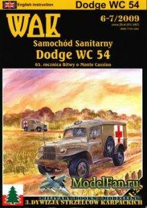 WAK 6-7/2009 - Dodge WC 54