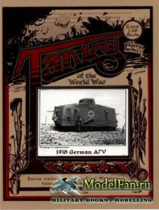 Paper Models International - A7V