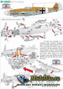 Paper Models - Messerschmitt Bf.109G2