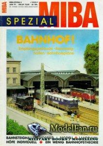 MIBA Spezial 8 - Bahnhof