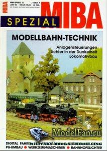 MIBA Spezial 12 - Modellbahn-Technik