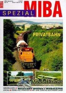 MIBA Spezial 24 - Privatbahn
