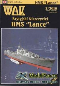 WAK 2/2010 - HMS Lance
