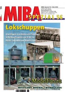MIBA Spezial 56 - Lokschuppen