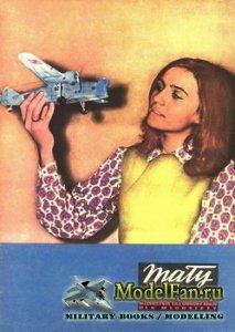 Maly Modelarz №1 (1972) - Samolot bombowy LWS-1 «Zubr»